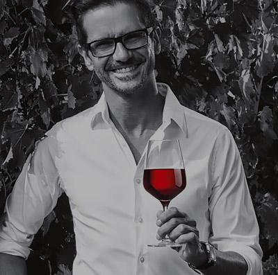 Vini di Romagna advertising