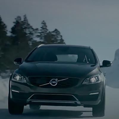 Volvo advertising